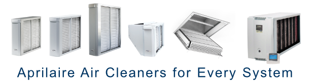 Aprilaire Air Cleaners for Every System