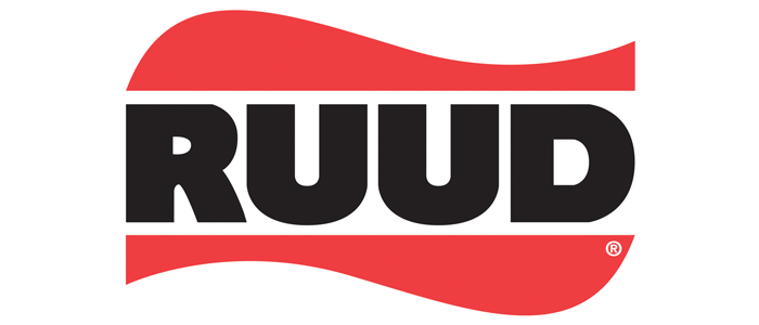 Ruud Heating & Air Conditioning Logo